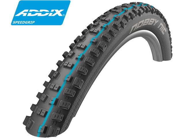 "SCHWALBE Nobby Nic Folding Tyre 29"" Addix Speedgrip SnakeSkin TL-Easy"